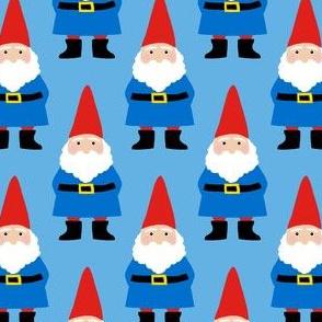 Gnome Repeat in Blue