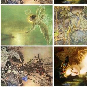Four Fairies