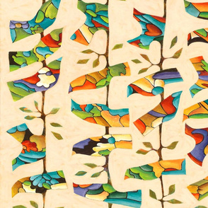 SF Fats colorfowl birds