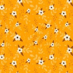 Golden Yellow Autumn