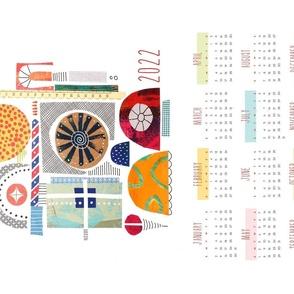 2020 Collage Calendar