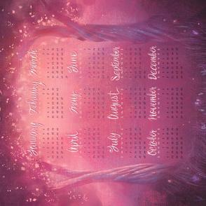 Enchanted Forest Calendar