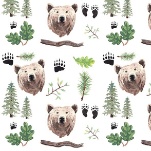 A BEAR REPEAT