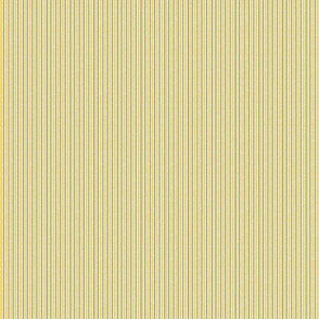 Yellow and blue stripe