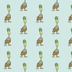 Duck Egg Blue