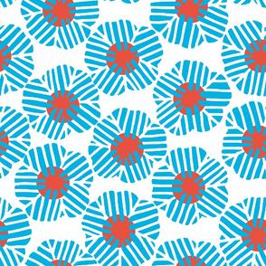 batik_flower_light blue_vermilion