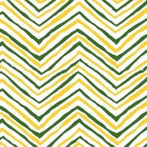zig zag green yellow green bay packers