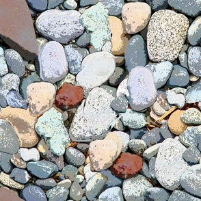 stones5 posterized