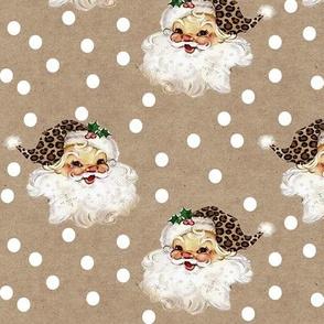 Krafty Boho Santa Large
