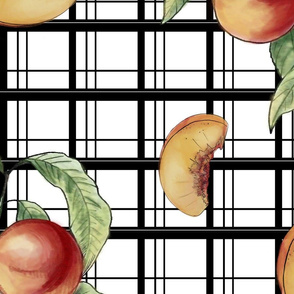 peachy on graphic