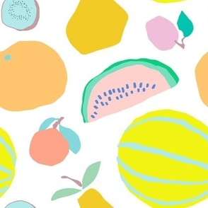 Minimalist Fruit Salad