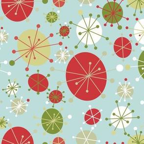 Christmas Mod TeaTowel
