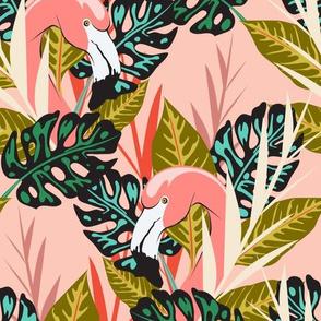 Flamingo - Pink
