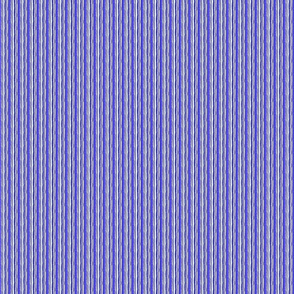 Nubby blue stripes