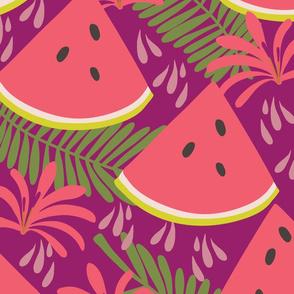 Juicy Watermelons