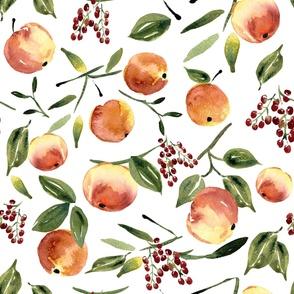 Peaches & Currants