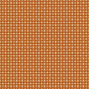 Math Patterns - Orange