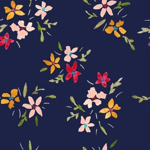 Fashion Bouquets Navy