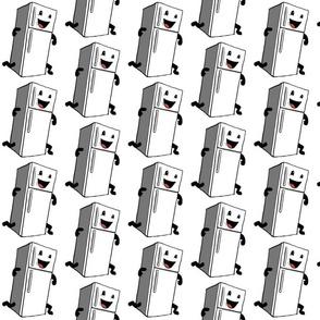 Refrigerators Running