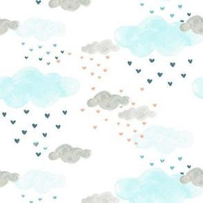 It's raining love small
