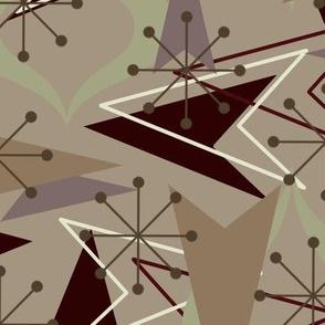 Mid Century Arrows - mcm4