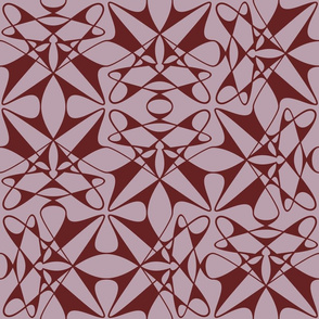 Tangly Splines - IJ - Mauve