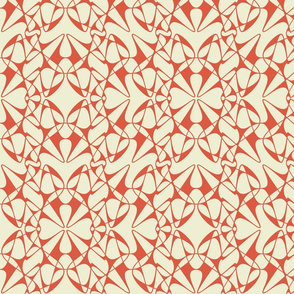 Tangly Splines - WX - Orange