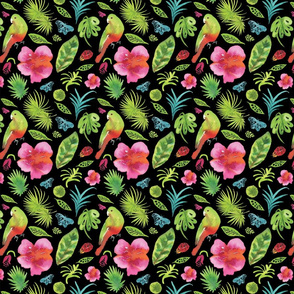 Tropical Scattered