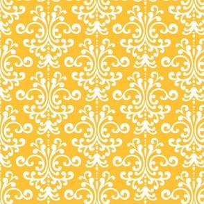 damask golden honey
