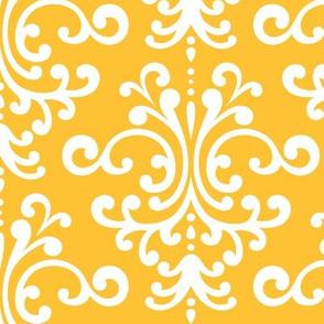 damask lg golden honey
