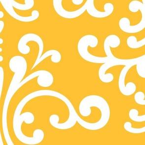 damask xl golden honey
