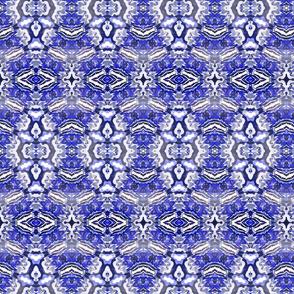 Ornate Blue Tiles 2