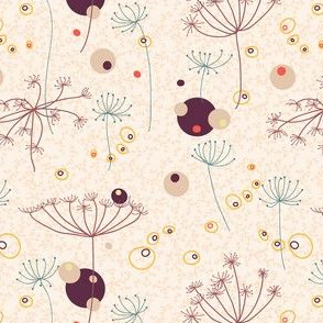 Abstract Nature pattern