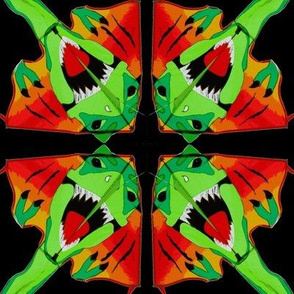 DragonKite -black-