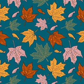 October 18 Limited palette 12x12