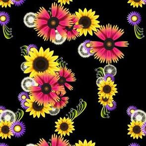 Texan Wild Flower Xoxloma