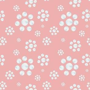 Bluebird Cluster Pink