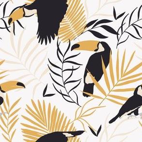 Toucan bird / Tropic Collection