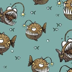 Cranky fish