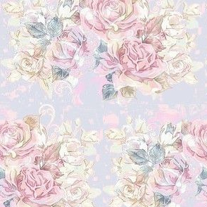 Vintage watercolor roses small.