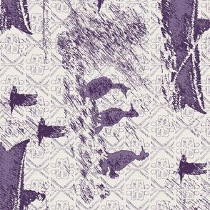 Aff At Da Eela - Purple