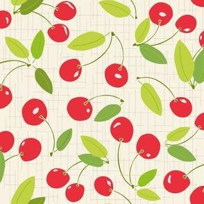 Cherry Cream Retro