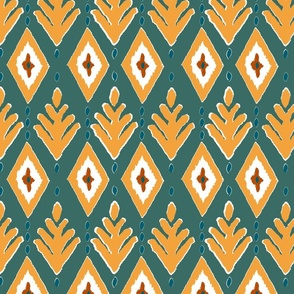 Specialty ikat limited palette