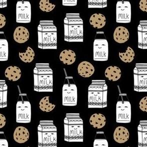 milk and cookies // food kids nursery baby kids