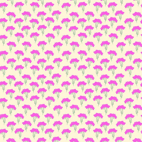 Pink Berries Pattern