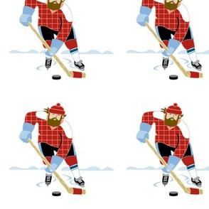 Bunyan hockey mini panel