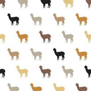 Alpacas, Farm Animals, Fleece Wool Spinner