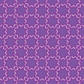 Knotted Violets by ArtfulFreddy