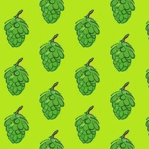 hops medium - spread out