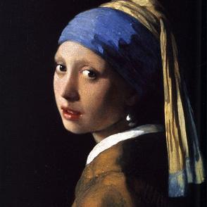 Vermeer - Girl with a Pearl Earring - 1665